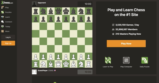 Playing Free Chess Online to Improve Your Game