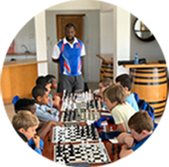 Dione Group Coaching for Chess Western Province